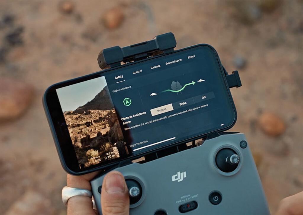 DJI Air 2S GoCamera