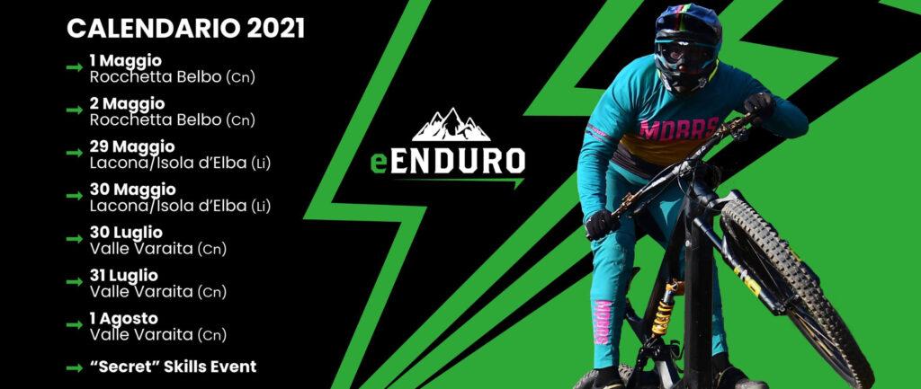 e-Enduro Sponsor e Partner 2021