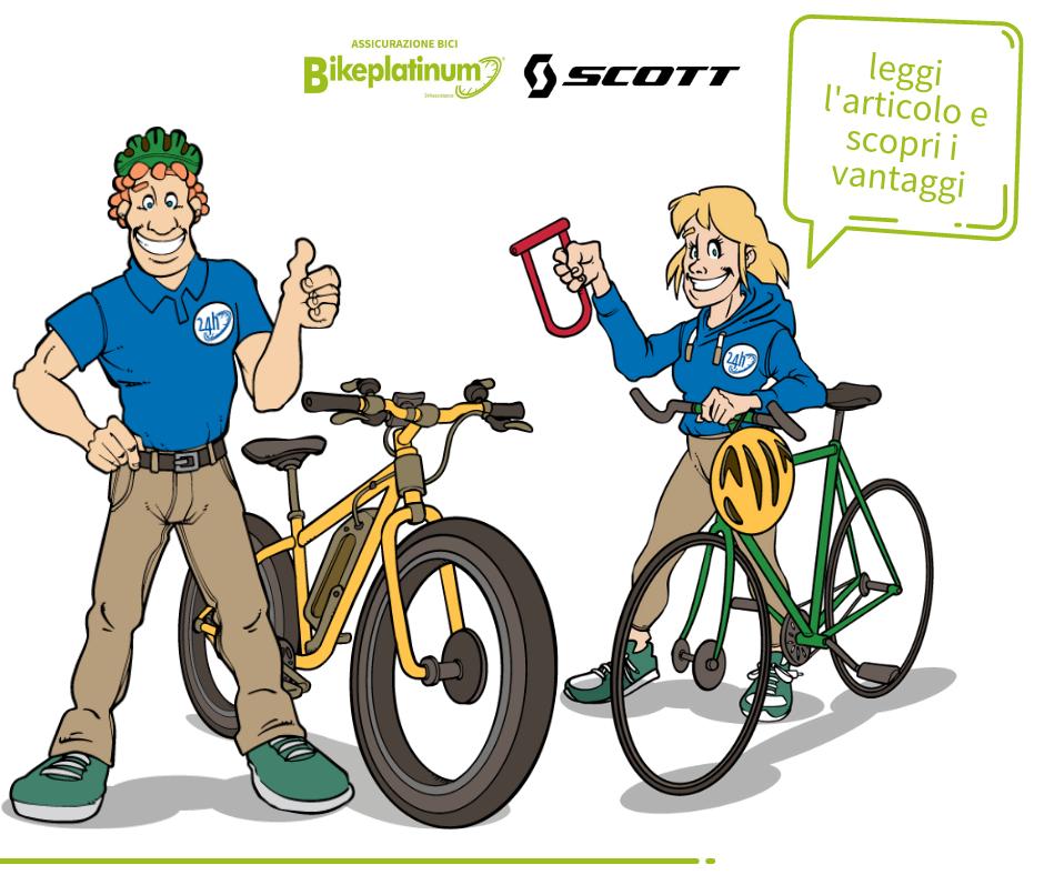 Bikeplatinum e SCOTT
