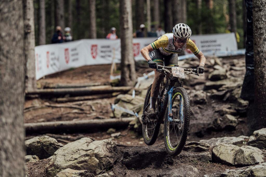 2021 UCI World Cup XCO Nové Město na Moravě