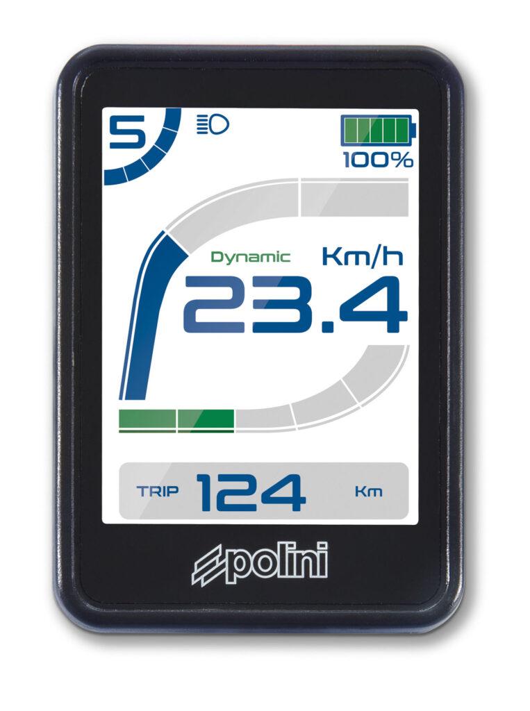 Polini E-P3+