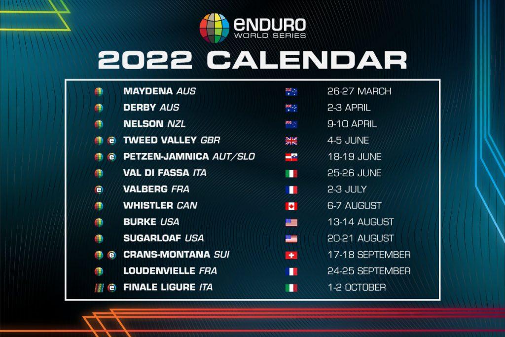 Enduro World Series 2022