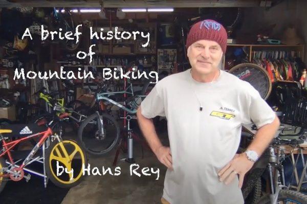 Hans Rey, una breve storia della mountain bike