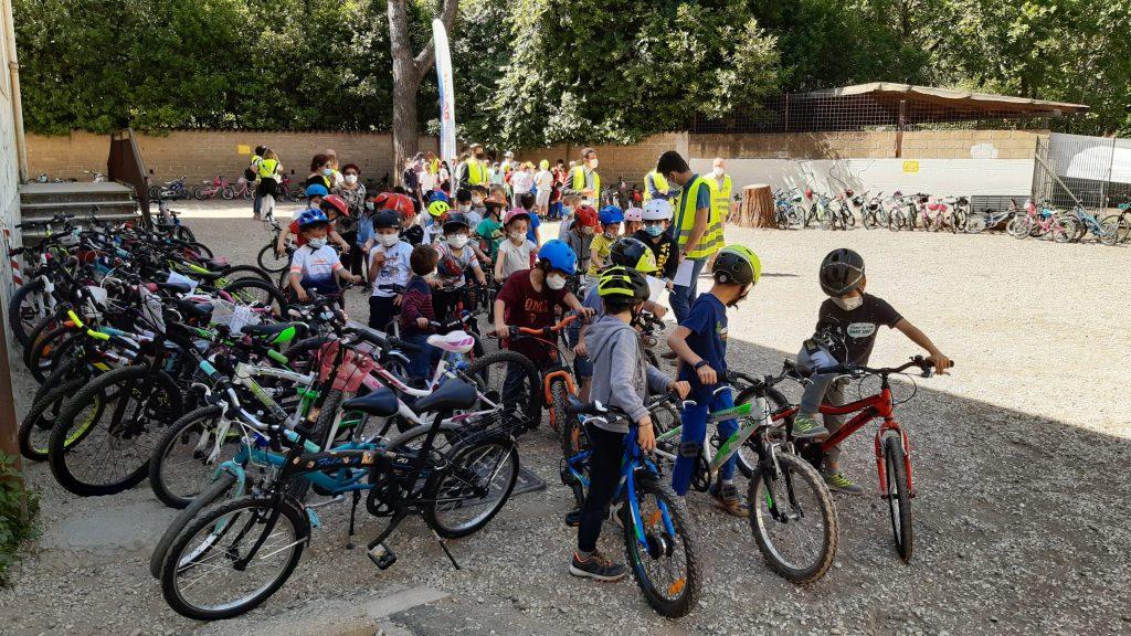 Bike To School con Bosch a Roma